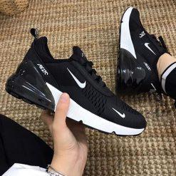 Kaliteli Replika-Çakma Nike Air270 Siyah Ayakkabı