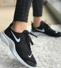 Replika Nike Duralon Siyah Ayakkabı