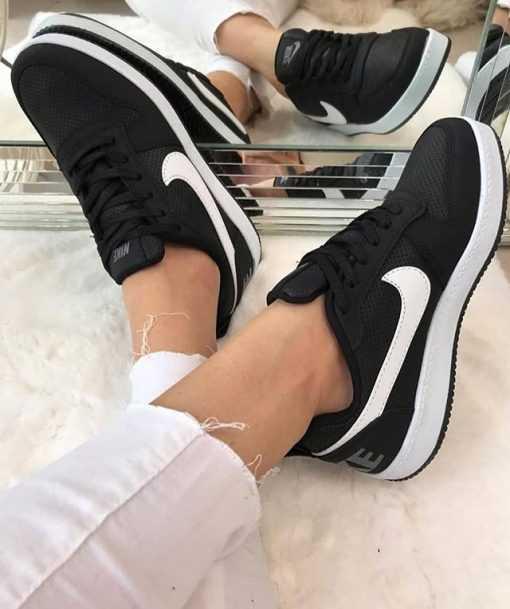 Nike Air Force Siyah