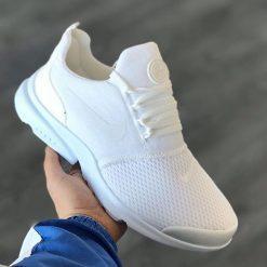 Kaliteli Replika-Çakma Nike Duralon Beyaz Ayakkabı