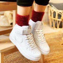 Çakma Nike Airforce Boğazlı Ayakkabı Satın Al