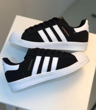 Kaliteli Çakma Adidas SuperStar Süet Ayakkabı