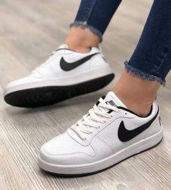 Çakma Nike Retro Beyaz Spor Ayakkabı