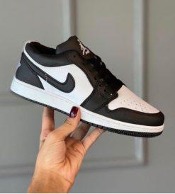 Çakma Nike Siyah Jordan Kısa Ayakkabı