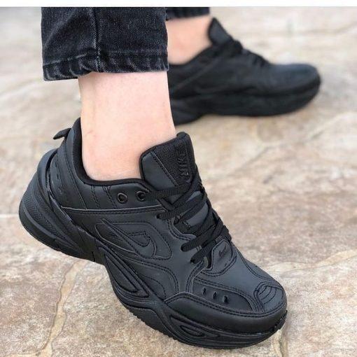 Çakma Nike Siyah M2 Tekno Ayakkabı