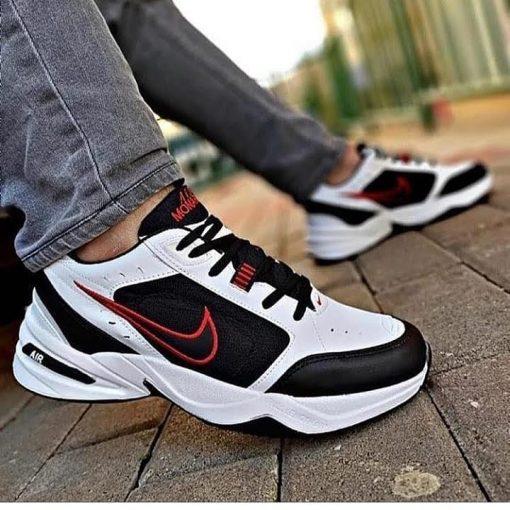 Çakma Nike Beyaz Air Monarch Ayakkabı