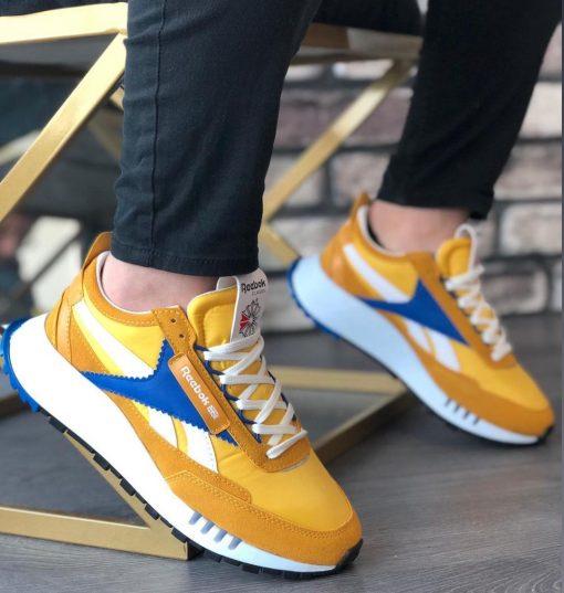 Çakma Reebok Sarı Legacy Ayakkabı