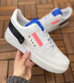 Çakma Nike Beyaz-Mavi Air Force N354