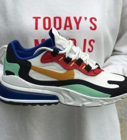 Kaliteli Çakma Nike React Spor Ayakkabı