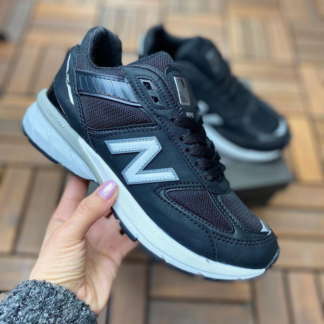 New Balance 990 Siyah Ayakkabı