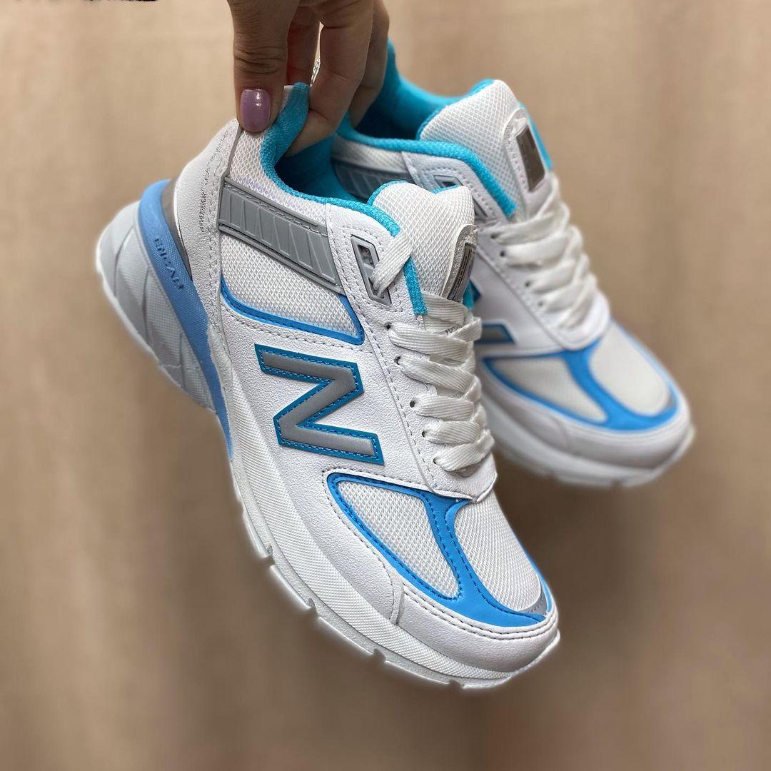 New Balance 990 Beyaz Ayakkabı
