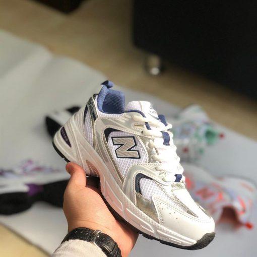 Çakma New Balance 530 Beyaz