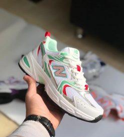 New Balance 530 Beyaz&Yeşil