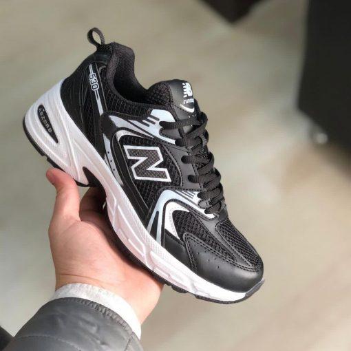 Çakma New Balance 530 Siyah